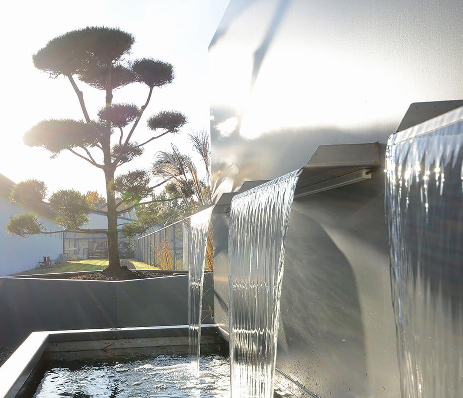 Wassergestaltung